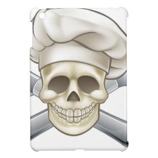 Knife and Fork Pirate Chef iPad Mini Covers