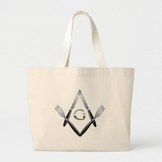 Knife and Fork Tote Bag