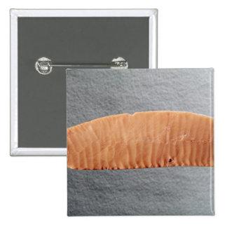 Knife blade 15 cm square badge