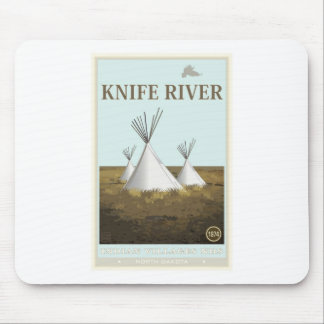 Knife River Indian Villages National Historic Site Mouse Pad