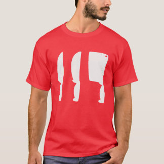Knife Trio T-Shirt