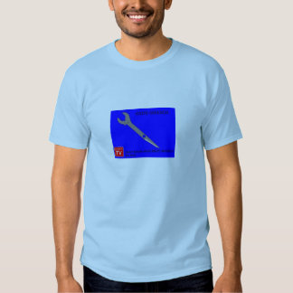 knife Wrench T Shirts