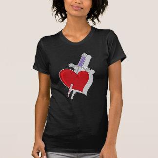 KnifeHeart.pdf T-Shirt