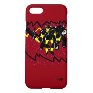 knight and bull iPhone 7 case