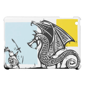Knight and Dragon Case For The iPad Mini