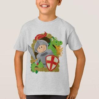Knight and Dragon T-Shirt