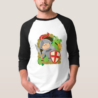 Knight and Dragon T-Shirt