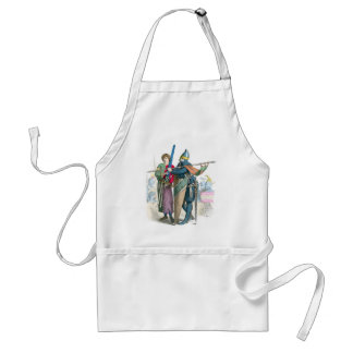 Knight and Squire - Period Costumes Standard Apron