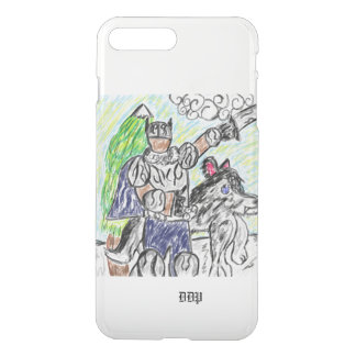 knight and wolf 2 iPhone 8 plus/7 plus case