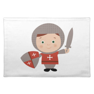 Knight Base Cloth Placemat