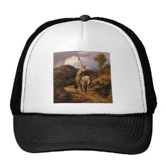 knight-clip-art-21 trucker hat