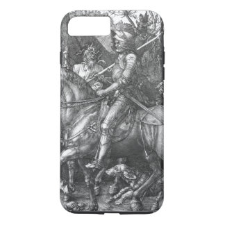 Knight, Death and the Devil, 1513 (engraving) iPhone 7 Plus Case
