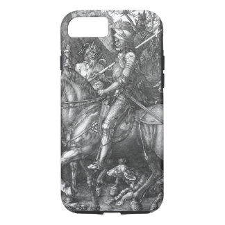 Knight, Death and the Devil, 1513 (engraving) iPhone 8/7 Case