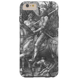 Knight, Death and the Devil, 1513 (engraving) Tough iPhone 6 Plus Case