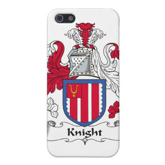 Knight Family Crest iPhone 5/5S Cases