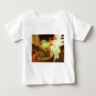 Knight Holy Grail Angels painting Infant T-Shirt