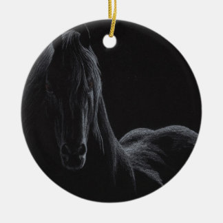 Knight Horse Collection Christmas Ornament
