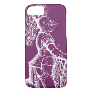Knight in Armor iPhone 7 Case