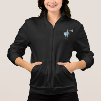 Knight In Armour Womens Jacket