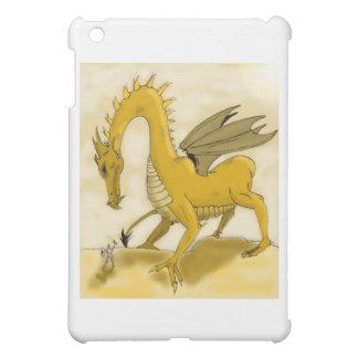 Knight in Gold iPad Mini Covers
