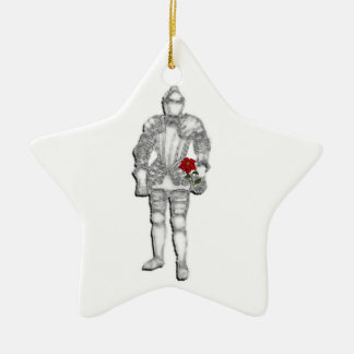 Knight in Shining Armor Christmas Ornament