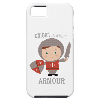 Knight In Shining Armour iPhone 5 Covers