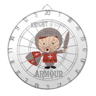 Knight In Shining Armour Dart Boards