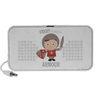 Knight In Shining Armour Mp3 Speakers