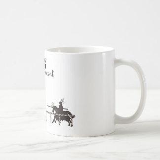 Knight Medieval Tournament Coffee Mug