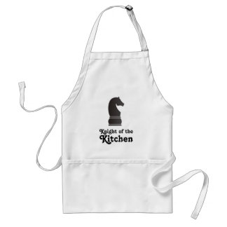 Knight of the kitchen standard apron