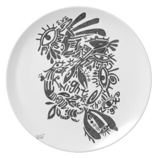 knight of the night plate