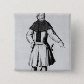 Knight of the Order of Alcantara, c.1300 15 Cm Square Badge