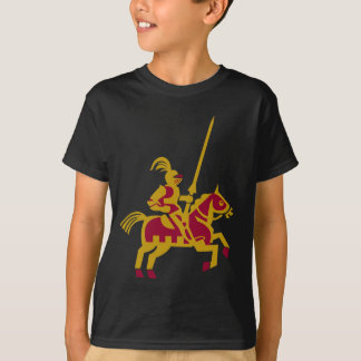 Knight On Horseback T-Shirt