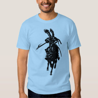 Knight on the horse shirts