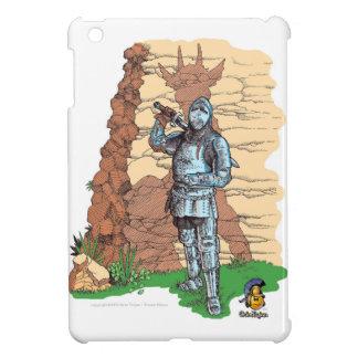 Knight on the rocks iPad Mini case iPad Mini Cover
