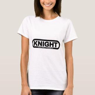 Knight Racing Frames logo T-Shirt