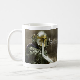 Knight Rain Coffee Mug