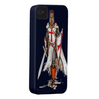 knight templar blackberry case cover