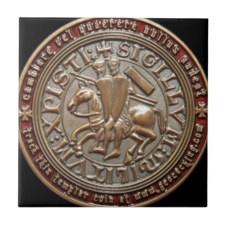 KNIGHT TEMPLAR GEO COIN TILE
