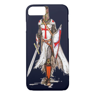 knight templar iPhone 7 case