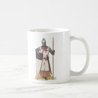 Knight Templar Coffee Mugs