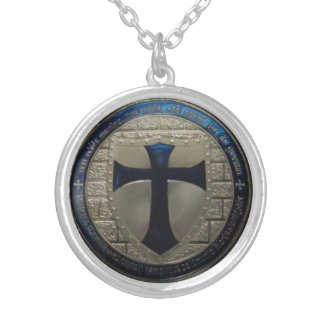 KNIGHT TEMPLAR PENDANT NECKLACE