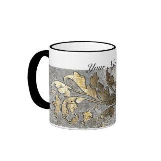 knight tournament medieval armor ringer mug