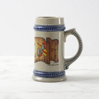 Knight Tournament Coffee Mugs