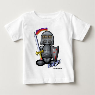 Knight (with logos) baby T-Shirt