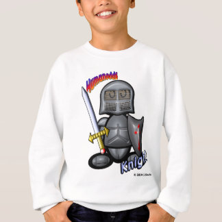 Knight (with logos) sweatshirt