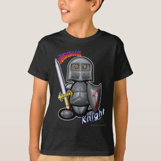 Knight (with logos) T-Shirt