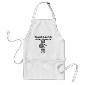 Knight Without Shine Tshirts and Gifts Apron