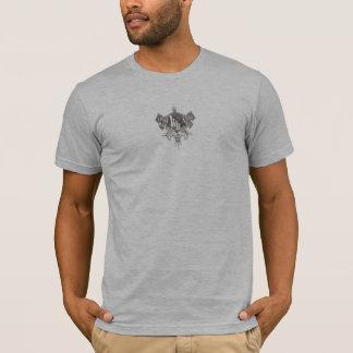 Knighthood - Meet Friends, Grey T-Shirt