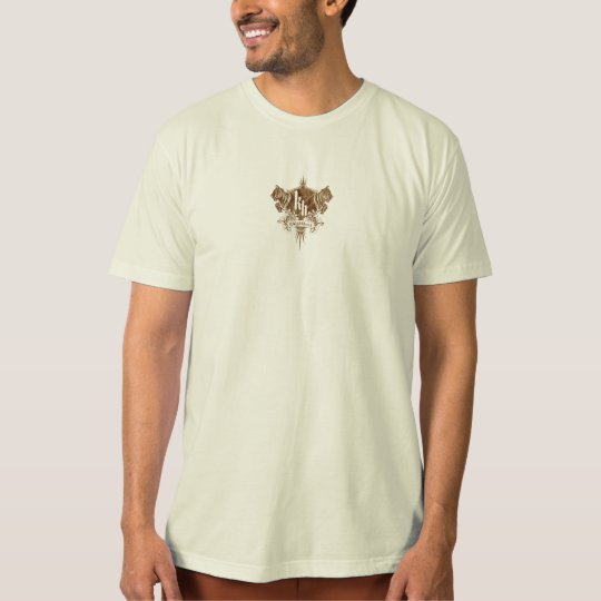 Knighthood- Win Friends, Natural T-Shirt